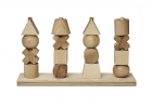 NATURAL STACKING TOY