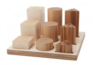 NATURAL SHAPE SORTER BOARD XL
