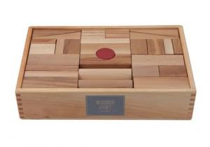 NATURAL BLOCKS XL 63pcs (in tray) -
