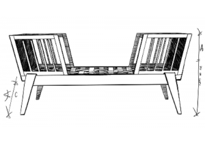 Łóżko No.2