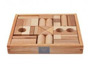 NATURAL BLOCKS 30pcs (tray)