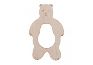 TEETHER -SMILY BEAR