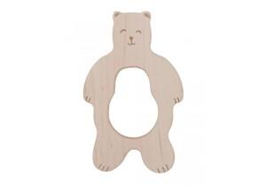 TEETHER -SMILY BEAR