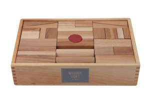 NATURAL BLOCKS XL 63pcs (in tray) -