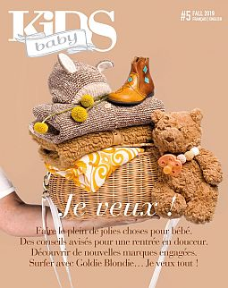 KIDS MAGAZINE BABY